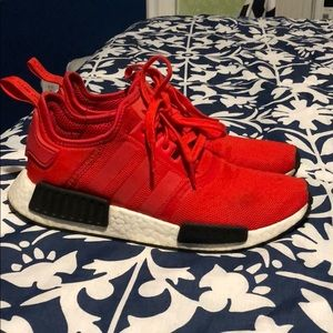 Adidas Nmd red size